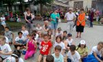 460 alunni per la manifestazione Scuola/MinivolleyS3 FOTO