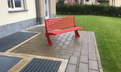 Lunedì la Cgil inaugura la Panchina rossa di Sondrio