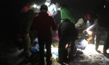 Giovani escursionisti recuperati dai soccorsi
