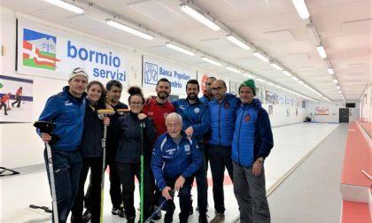 Via al campionato regionale di curling