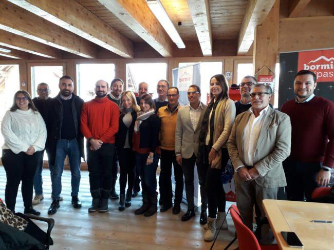 Eccellenze della Valtellina: Movimento 5 Stelle in visita con Giovanni Currò FOTO