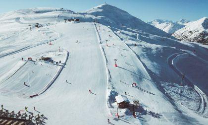 Un mega flash mob per lo sci e la montagna