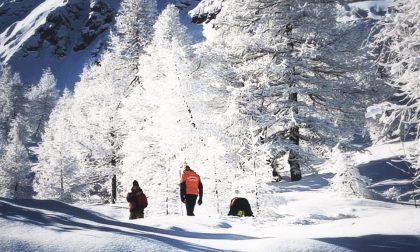 Il Soccorso Alpino mette in guardia:  attenzione alle previsioni e alla neve