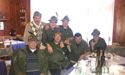 Conviviale di fine anno per gli Alpini