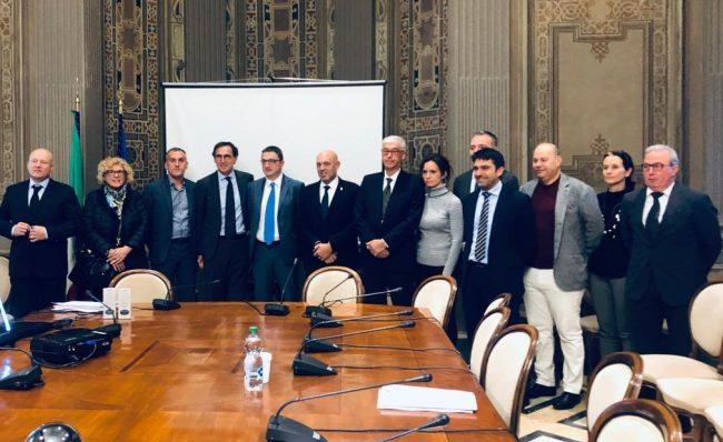 Comuni Confinanti, a Roma l'incontro del Comitato paritetico con il ministro Boccia