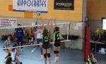 Sospensione dell'attività pallavolistica in provincia di Sondrio