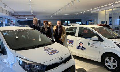 Cancro Primo Aiuto: donate due auto per aiutare i malati