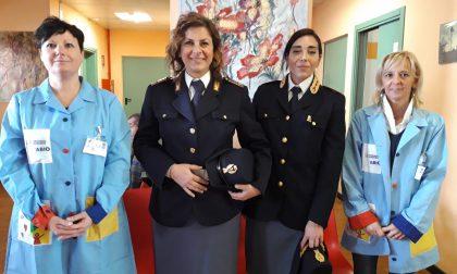 Polizia e Abio insieme per i bimbi malati