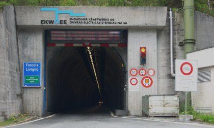 In vigore da domani gli orari invernali del tunnel Munt La Schera