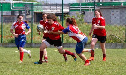 Rugby femminile: in campo tutte le formazioni valtellinesi