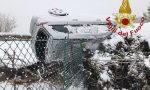 Incidente sulla Sp5: auto verso Garzeno finisce fuori strada