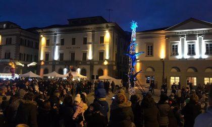 Successo per i primi appuntamenti di Natale a Sondrio – FOTO