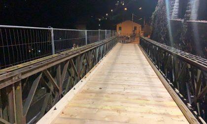 Frana di Cernobbio: da questo pomeriggio ponte aperto