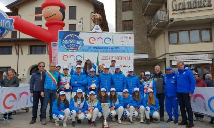 38° Pinocchio Sugli Sci a Santa Caterina Valfurva