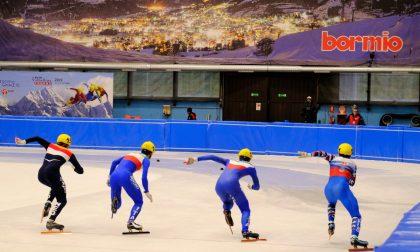 I Mondiali junior di short track si avvicinano