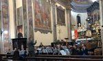 Applaudito concerto della Banda