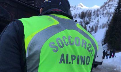 Cadute e infortuni in montagna, molti gli interventi dei soccorritori