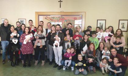 Comunità che crescono, Chiuro festeggia i nuovi piccoli cittadini