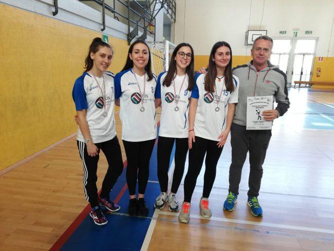 Campionati studenteschi di Badminton FOTO