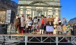 Il gruppo folk di Grosio fa 100