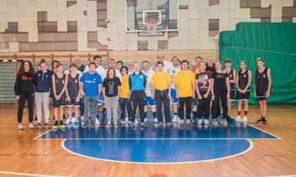 Speciale allenamento organizzato dall'US Bormiese Basket