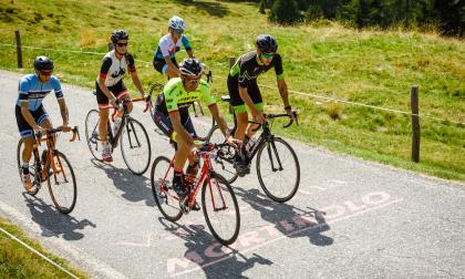 Il Giro d'Italia Giovani Under 23 fa tappa in Valtellina e Valchiavenna