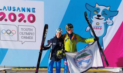 Olimpiadi giovanili, Albosaggia festeggia i suoi campioni dello sci alpinismo