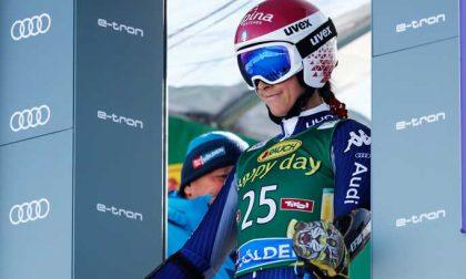 Sei azzurre con la valtellinese Curtoni al via dello slalom oggi a Zagabria