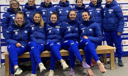 Quattro continenti a Bormio per il Campionato del Mondo Juniores di Short Track