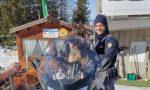 Controlli sulle piste da sci, due presi con la marijuana