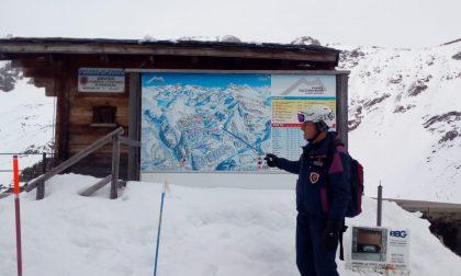 Polizia di Stato: raffica di interventi sulle piste da sci