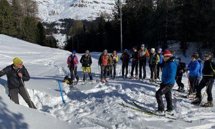 Introduzione allo sci alpinismo