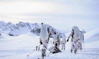Un sondriese alle Olimpiadi degli Alpini
