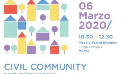 Civil Community un evento per scoprire i progetti di Fondazione Cariplo