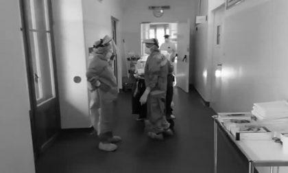 Coronavirus: tra angeli e pazienti dentro l'Ospedale Morelli VIDEO