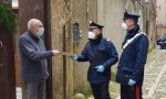 Continua il servizio a disposizione dei pensionati, i Carabinieri ritirano le pensioni e le recapitano a domicilio