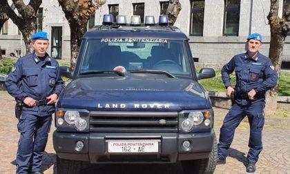 Sventato il tentativo di introdurre droga in carcere a Sondrio