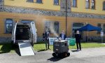 Un robot made in Valtellina per sanificare gli ambienti – FOTO