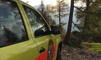 Caduta fatale in montagna, donna di 51 anni morta a Piateda Alta