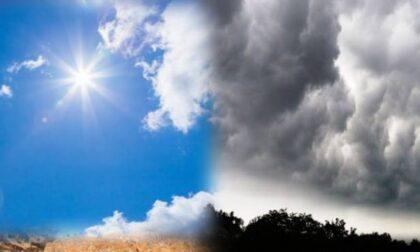 Nuvole da sabato sera, possibili piogge domenica | Previsioni meteo