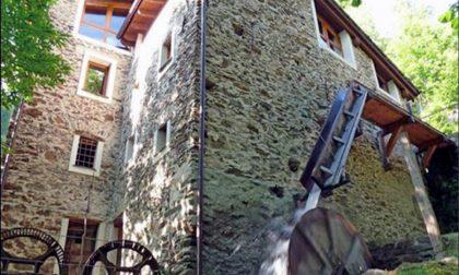 Una camminata tra i resti dei mulini della Val Rogna