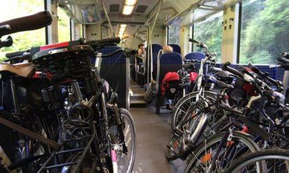 Biciclette a bordo: ecco su quali treni sono ammesse