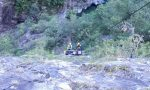 Val Bodengo: 36enne infortunato mentre fa canyoning