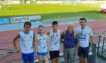 Atletica: bravi i valtellinesi sulla pista di Darfo Boario