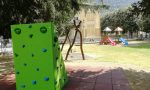 Riapre il parco giochi di viale Garibaldi