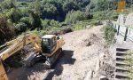 Ponchiera: avviati i lavori per il nuovo parcheggio