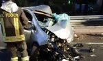 Tragedia in Brianza, scontro con un camion: muore 27enne grave l'amico VIDEO