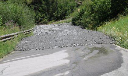 Alta Valle devastata dal maltempo: Forcola riaperta, Statale 38 rimane chiusa FOTO