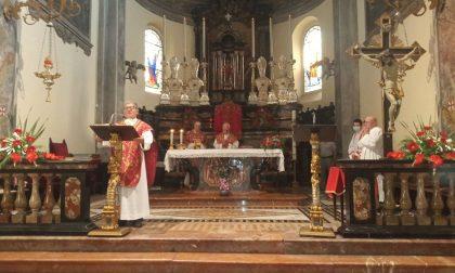 Il paese ha celebrato San Lorenzo