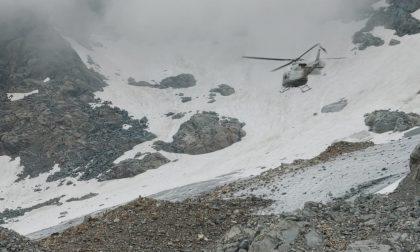 Montespluga: escursionisti salvati dai soccorsi